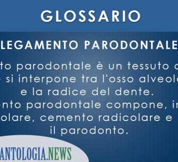 legamento parodontale